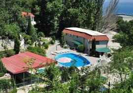 Алупка частный пансионат с бассейном